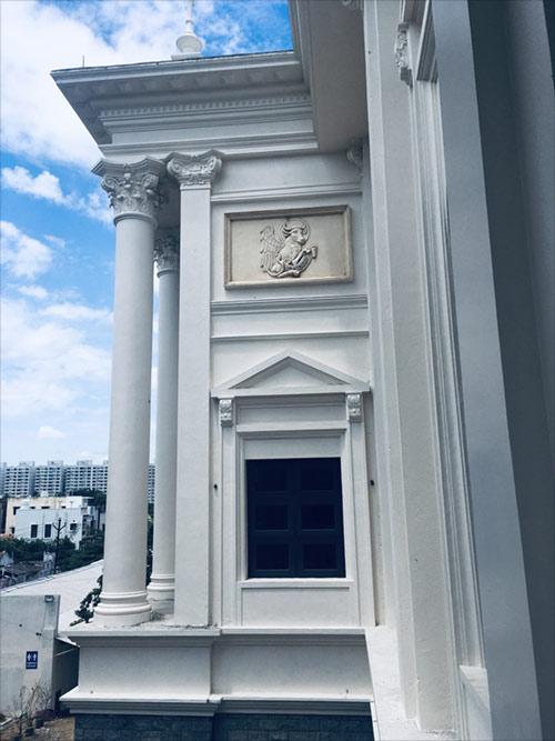 Divine Mercy Church External View