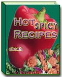 Free Spicy Recipes Ebook