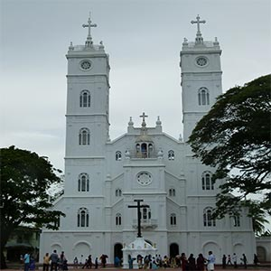 Basilica of Our Lady of Vallarpadam