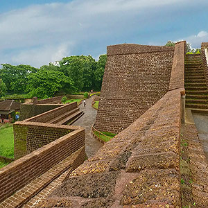 Fort St Angelo Kannur
