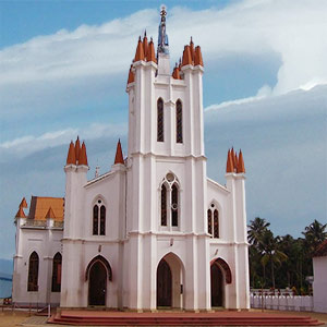 Basilica of Our Lady of Snows Pallippuram