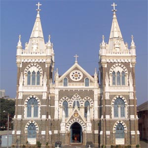 Mount Mary Basilica Bombay