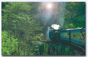 South India Travel, Nilgiri Mountain Train