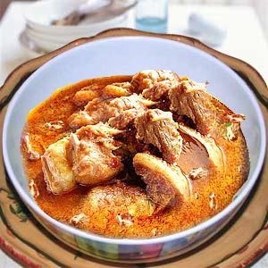 Coorg Pork Curry