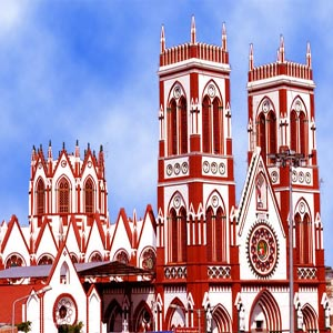 Basilica of the Sacred Heart of Jesus, Puducherry