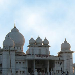 Temples in Mathura and Vrindavan